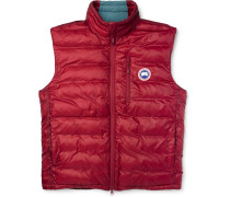 Lodge Packable Quilted Shell Down Gilet