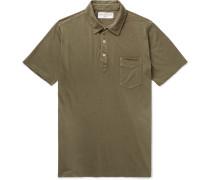 Slim-fit Cotton Polo Shirt