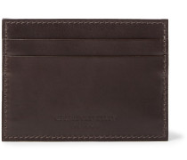 Horween Shell Cordovan Leather Cardholder