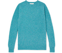 Brushed-wool Sweater