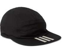 Reversible Logo-Embroidered Ripstop Baseball Cap
