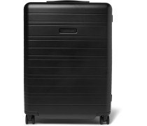 Model H 64cm Polycarbonate Suitcase - Black