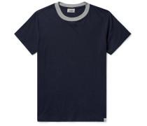 Andre Mélange Cotton-Jersey Pyjama T-Shirt