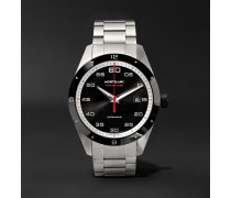 TimeWalker Date Automatic 41mm Stainless Steel and Ceramic Watch, Ref. No. 116060