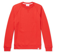 Ketel Loopback Cotton-jersey Sweatshirt