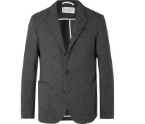 Grey Solms Wool and Cotton-Blend Blazer