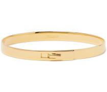 Standard 18-karat Gold-plated Cuff - Gold