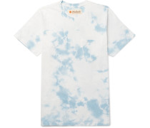 Best Tee Ever Tie-dyed Cotton-jersey T-shirt