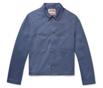 Unre Cotton-blend Chore Jacket