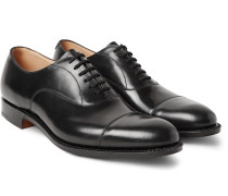 Dubai Polished-leather Oxford Shoes