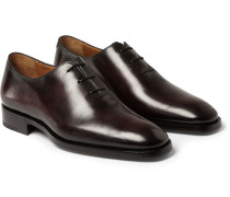 Milano Leather Oxford Shoes