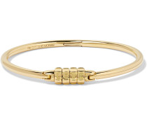Love Lock Gold Bracelet
