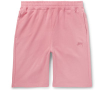Stock Loopback Cotton-jersey Shorts