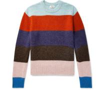 Kai B Striped Wool Sweater - Multi