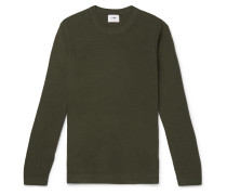 Julian Mélange Cotton Sweater