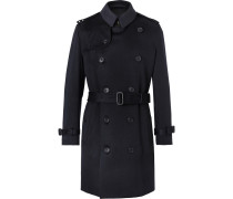 Kensington Cashmere Trench Coat