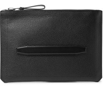 Buckley Full-grain Leather Pouch