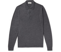 Belper Slim-Fit Merino Wool Polo Shirt