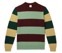Striped Wool Sweater - Multi
