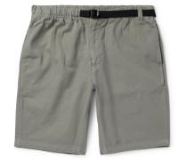 Dune Cotton Shorts - Gray