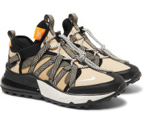 Air Max 270 Bowfin Mesh And Nylon Sneakers - Neutral