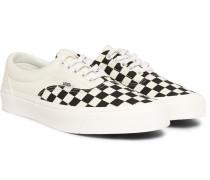 Era Checkerboard Canvas Sneakers - Off-white
