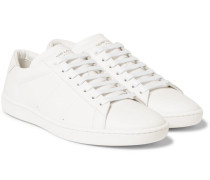 Sl/01 Leather Sneakers