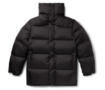 Silas Quilted Nylon Jacket