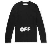 + Kidmograph Logo-print Cotton-jersey T-shirt - Black