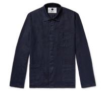 Oscar Linen Shirt Jacket