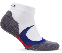 Ru4 Stretch-knit Running Socks