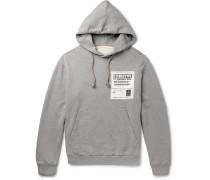 Stereotype Loopback Cotton-jersey Hoodie