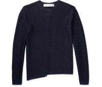 Cotton And Linen-blend Sweater