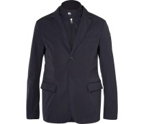 Ecaillon Slim-fit Layered Shell Blazer