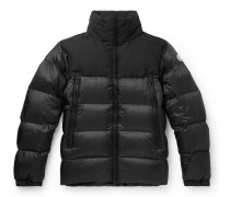 Faiveley Slim-Fit Quilted Shell Down Jacket