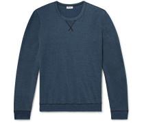 Hugo Mélange Cotton-Jersey Sweatshirt