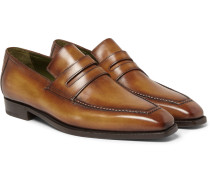 Andy Leather Loafers