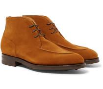 Halifax Suede Chukka Boots