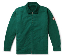 Reversible Cotton-Corduroy Jacket
