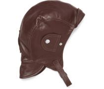 + Goodwood Leather Driving Helmet