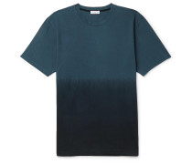 Dégradé Cotton-Jersey T-Shirt