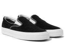 One Star Cc Suede Slip-on Sneakers
