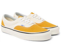 Anaheim Era 95 Dx Two-tone Canvas Sneakers