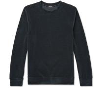 Jérémie Cotton-blend Velour Sweatshirt