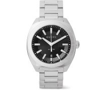 Gg2570 41mm Stainless Steel Watch - Black