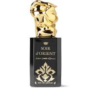 Soir D'orient Eau De Parfum - Bergamot, Galbanum & Saffron, 50ml - Colorless