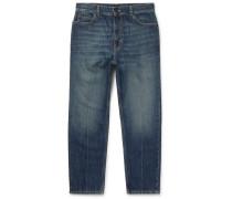Denzel Slim-fit Tapered Denim Jeans