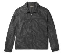 Printed Shell Jacket