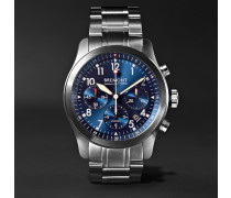 Alt1-p2 Bl/br Automatic Chronograph 43mm Stainless Steel Watch