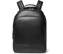 Extreme Cross-grain Leather Backpack